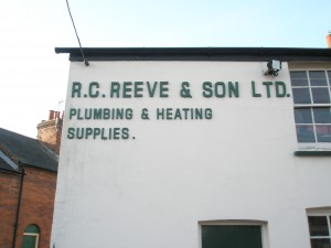 RC Reeve and Son